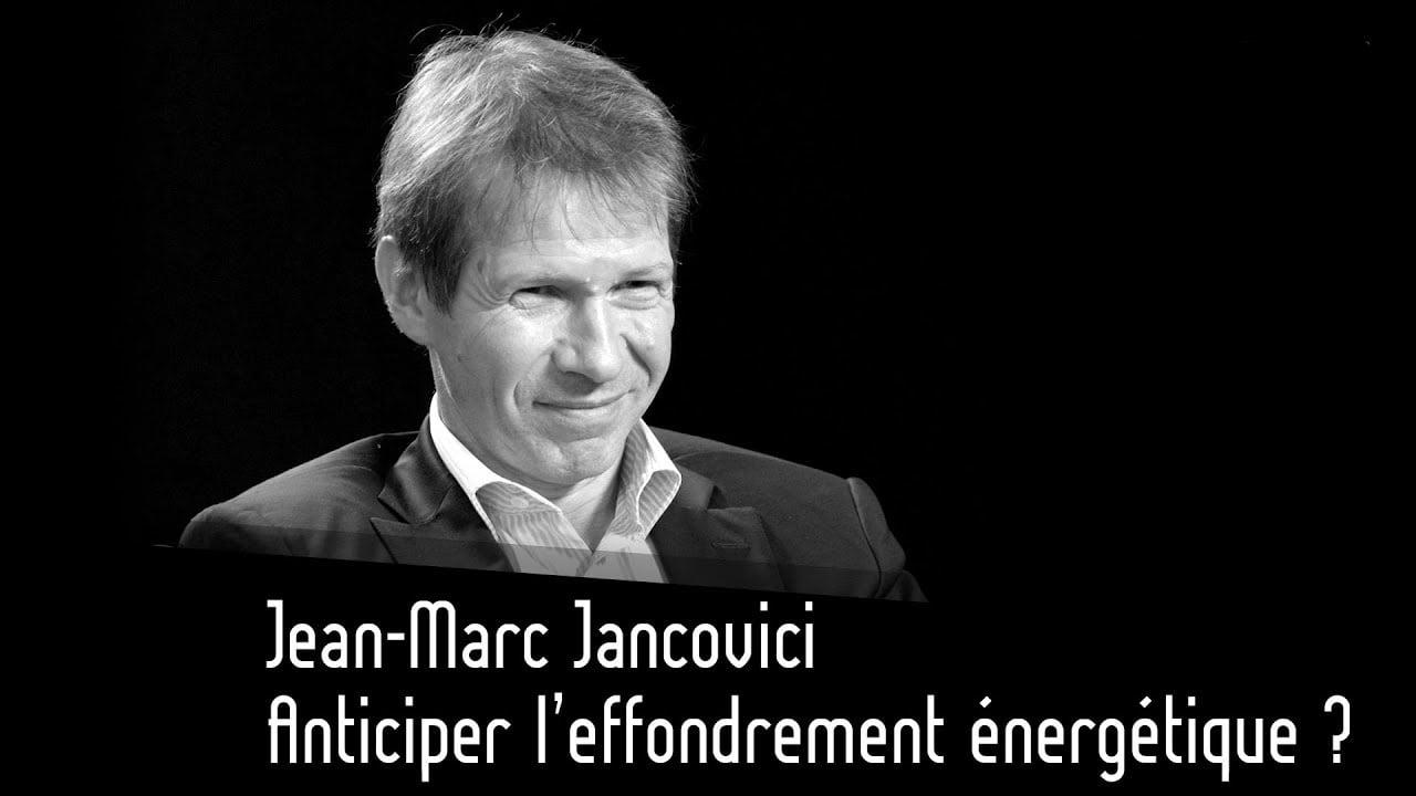 Jean-Marc Jancovici chez Thinkerview